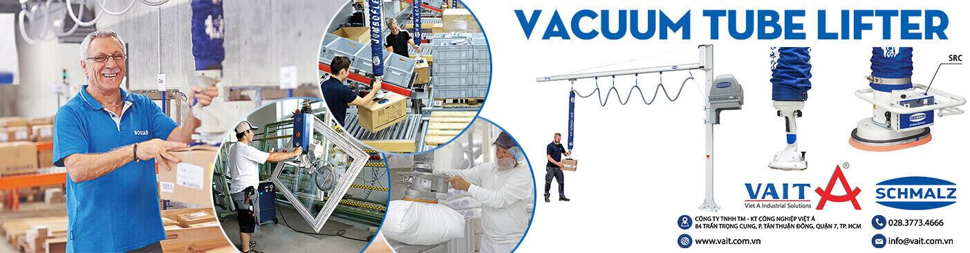Vacuum Lifters & Crane Systems Schmalz -  Thiết bị hút chân không nâng lực